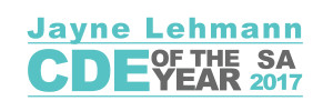 2017 CDE-of-the-year-logo-Jayne-Lehmann
