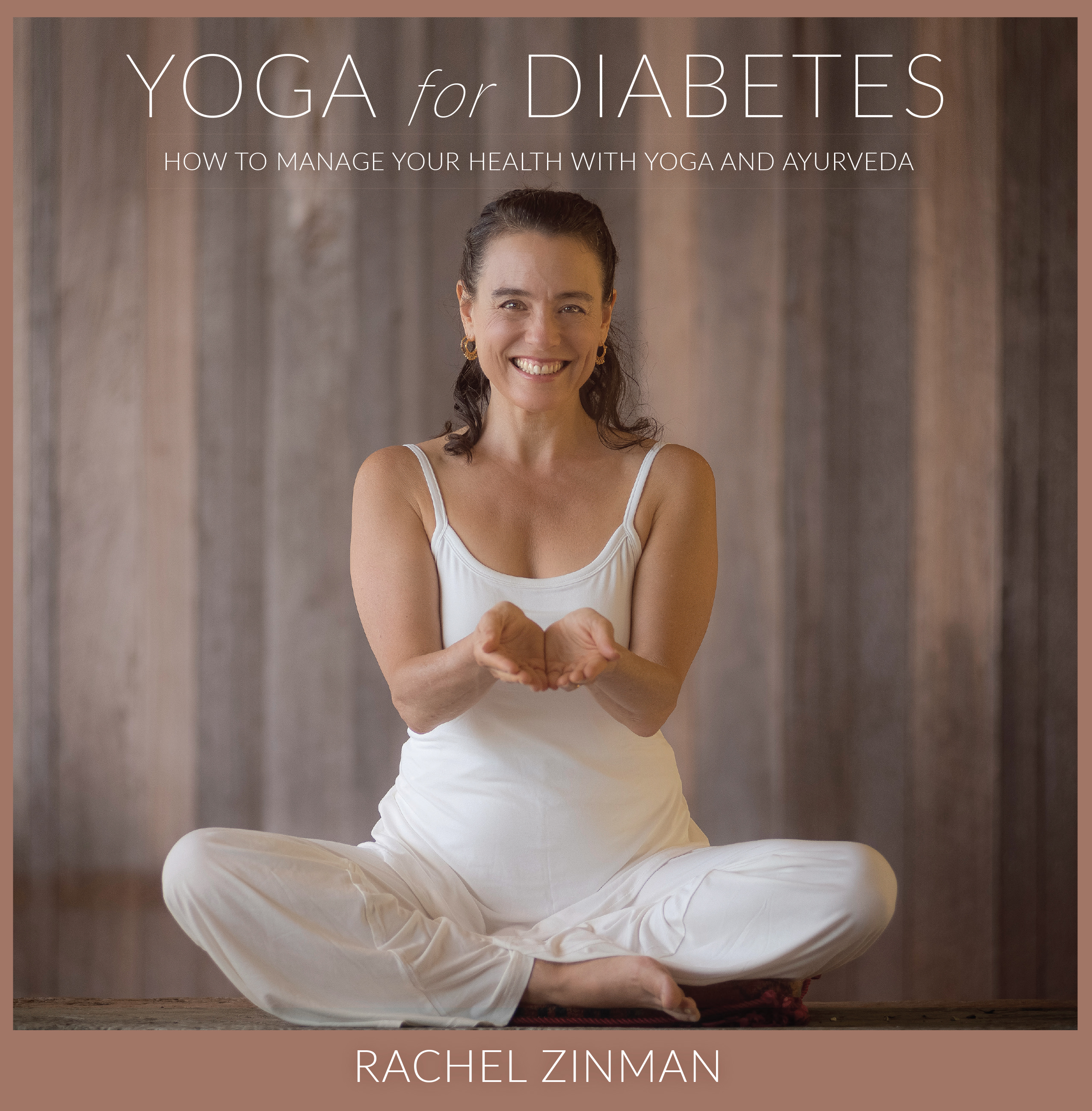 Book Review: Yoga for Diabetes by Rachel Zinman
